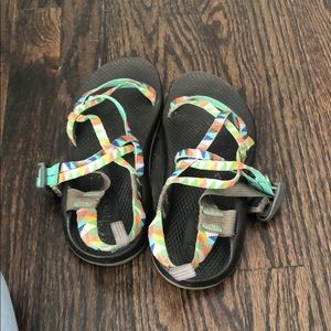 Colorful Chacos